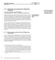 2.1.2 Modellrechnung zum Barwert der Pflege durch Angehçrige