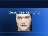 Gesichtserkennung - Das Datenschutz-Forum Schweiz
