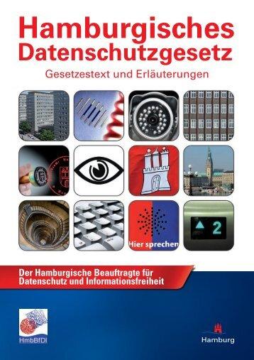 Hamburgisches - Hamburgische Beauftragte für Datenschutz und