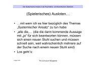 Krüger_Theorieblock TK Curriculum 2010
