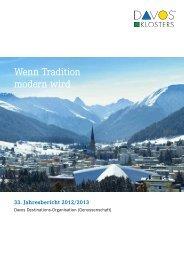 Wenn Tradition modern wird - Davos