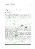 Charakterisierung der elektronischen und chemischen ... - Page 7