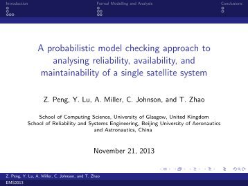 ppt - School of Computing Science - University of Glasgow