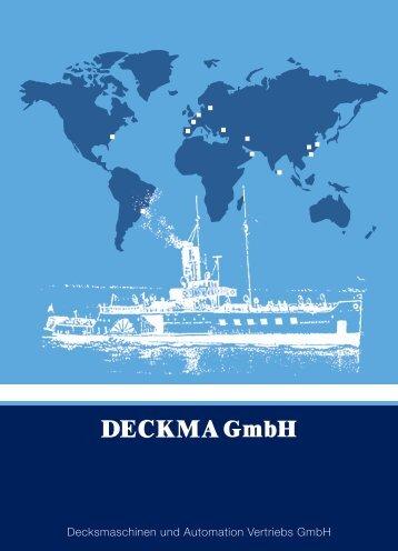 Decksmaschinen und Automation Vertriebs GmbH - Deckma GmbH