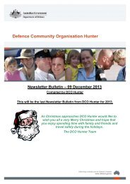 December 2013 - Department of Defence