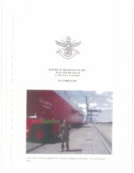 Board of Inquiry Report into the death of Captain Paul Lawton