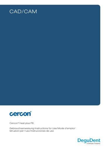 CAD/CAM - DeguDent GmbH