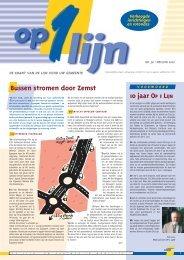 Verhoogde inrichtingen en rotondes (pdf - 301KB) - De Lijn