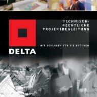 Technisch-rechtliche Projektbegleitung - DELTA