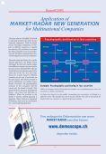 Schwerpunktthema MARKET ®RADAR - DemoSCOPE - Page 7