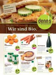 Unsere Angebote - denn's Biomarkt