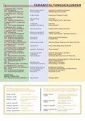 VERANSTALTUNGSKALENDER - Isenburger - Page 3