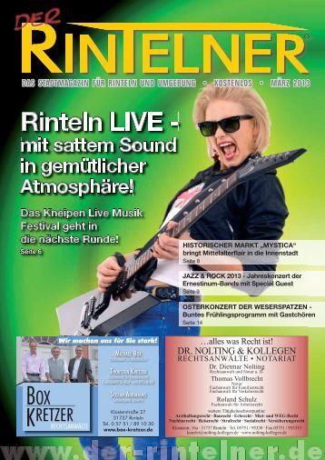 Rinteln LIVE -
