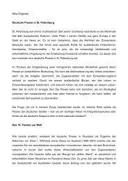 Nika Grigorian - Deutsche Gesellschaft eV