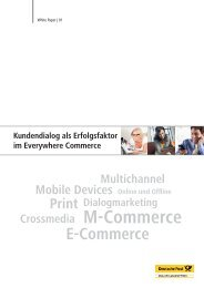 Everywhere Commerce - Deutsche Post