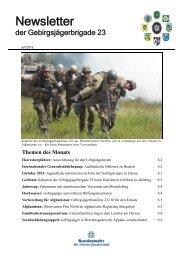 Ausgabe 6 Juli 2013 ( PDF , 837 kB) - Deutsches Heer