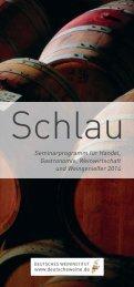 Seminarprogramm 2014.pdf - Deutsches Weininstitut
