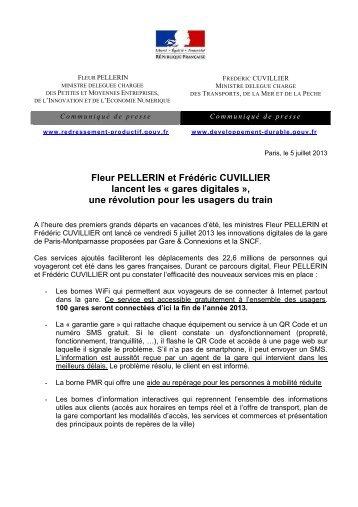 CP - Gares digitales - 05.07.2013