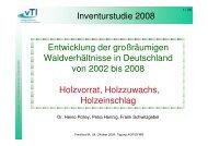 Dr. Heino Polley, vTI