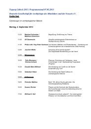 zum Download - Deutsche Gesellschaft für Archäologie des ...