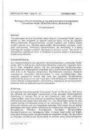 ARTICULATA 1996 11(2) - Deutsche Gesellschaft für Orthopterologie