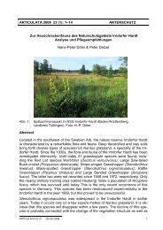 ARTICULATA 2008 23 (1) - Deutsche Gesellschaft für Orthopterologie