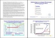 Epidemiologie von malignen Erkrankungen zwischen ... - Onkopedia