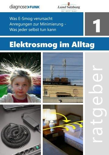 Elektrosmog im Alltag - Diagnose-Funk