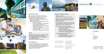 Diakonie-Zentrum Salzburg Feriendialyse im Diakonissen ...