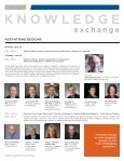 46th DIA Annual Meeting - Drug Information Association - Page 6