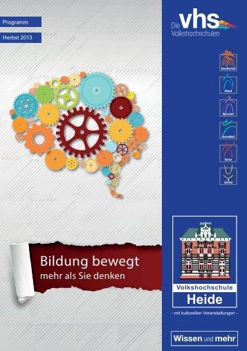 Heide - Deutsches Institut für Erwachsenenbildung