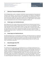1 Ziele der Finanztransaktionssteuer 2 Auswirkungen der FTS