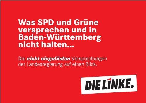 lesen - DIE LINKE Baden-Württemberg