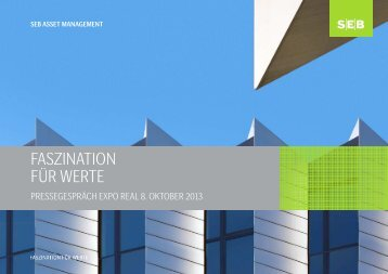 Expo Real 07.10final - Die Stiftung