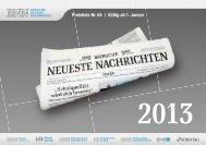 2013 - Die-Zeitungen.de