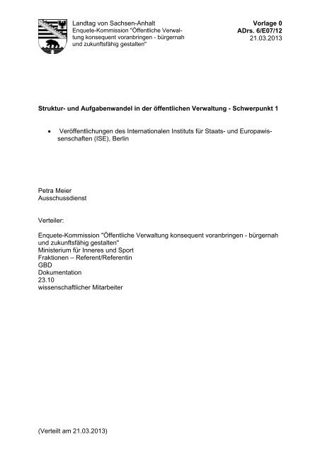 Landtag von Sachsen-Anhalt - Die Linke. - Landtagsfraktion ...