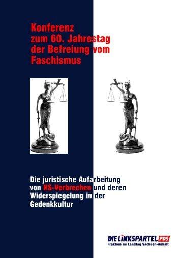 Befreiung vom Faschismus - Die Linke. - Landtagsfraktion Sachsen ...