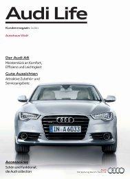 Audi Life 01/2011