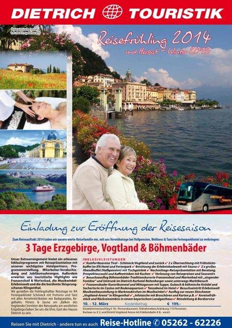 Herbstkatalog Österreich 2013/2014 - Dietrich-Touristik