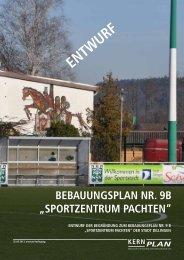 Dokument-Download: Bebauungsplan Begründung - Stadt Dillingen ...
