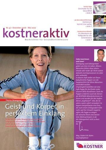 Geist und Körper in perfektem Einklang - director.co.at