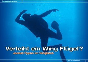 Verleiht ein Wing Flügel? - DiveInside