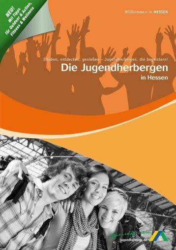 als PDF downloaden - Die Jugendherbergen in Hessen