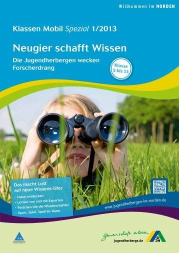 Neugier schafft Wissen - DJH Service GmbH