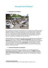 Klimawandel und die Philippinen1