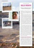 Brasilien: Zerstörung und Widerstand in Amazonien - Dreikönigsaktion - Seite 4