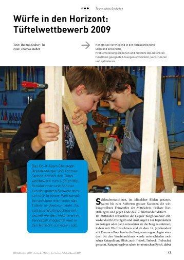 2009_05_Tüftelwettbewerb 2009 - do-it-werkstatt.ch