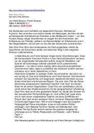 Nah Dran Peru von Hella Braune, Frank Semper ISBN 3-9805953-3 ...