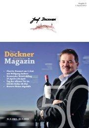 April 2013 - Dockner