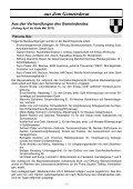 Mitteilungsblatt Nr. 4/2013 - Gemeinde Döttingen - Page 3